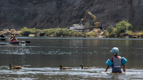 'Finally they're fixing it': State starts American River Trail cleanup after 2-year wait