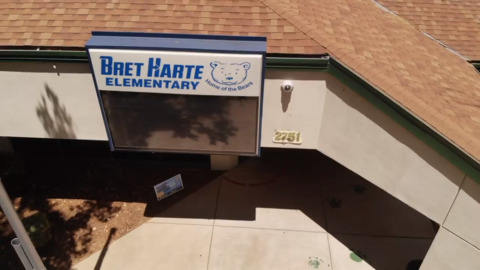 'In a perfect world everyone would get a great education.' Parents on Bret Harte Elementary