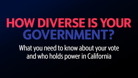 How diverse is your government? What you need to know about your vote & who holds power in California
