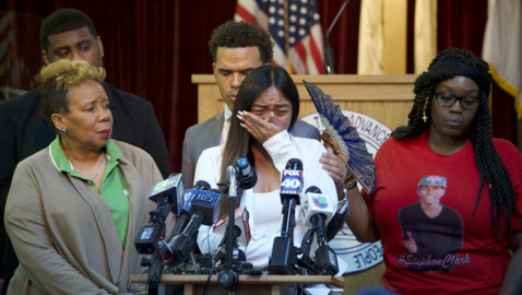Tentative settlement reached in Stephon Clark family lawsuit against Sacramento, court says
