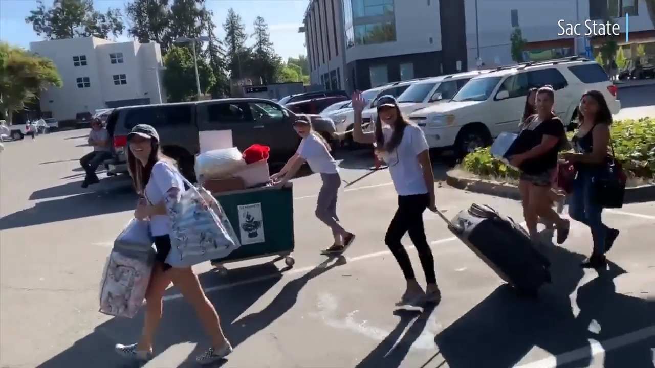 Sacramento State accidentally accepts 3,500 students on its waitlist