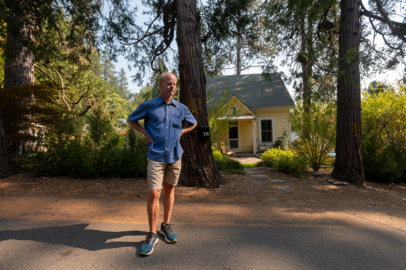 PG&E is aggressively cutting trees across California. This woodsy town is fighting back