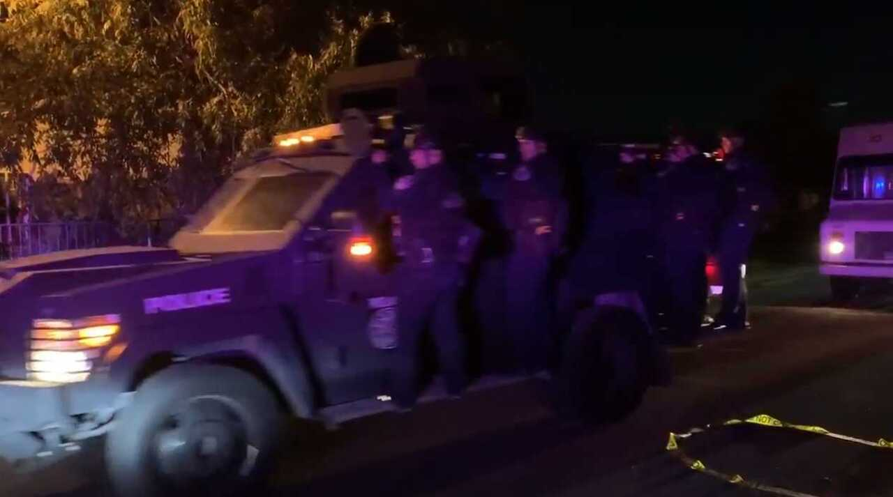 Barricaded suspect in custody, had medical emergency as SWAT entered Del Paso Heights house