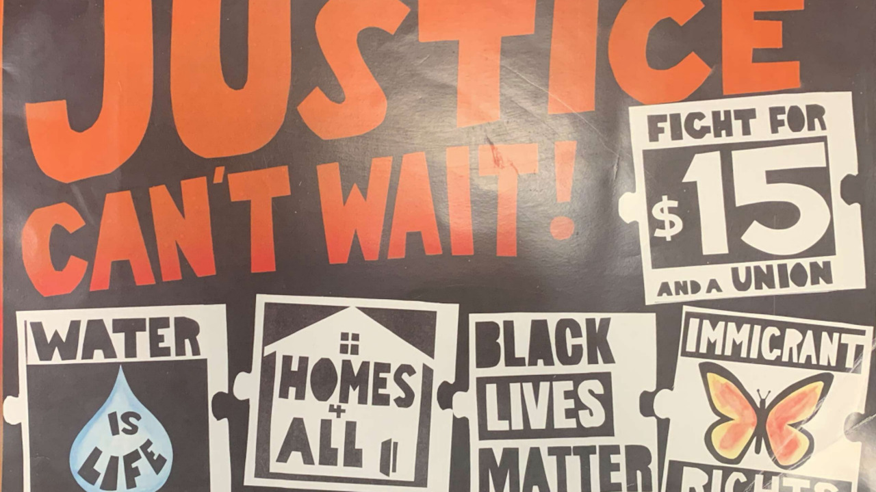 Sacramento students censored over artwork supporting Black Lives Matter, ACLU says
