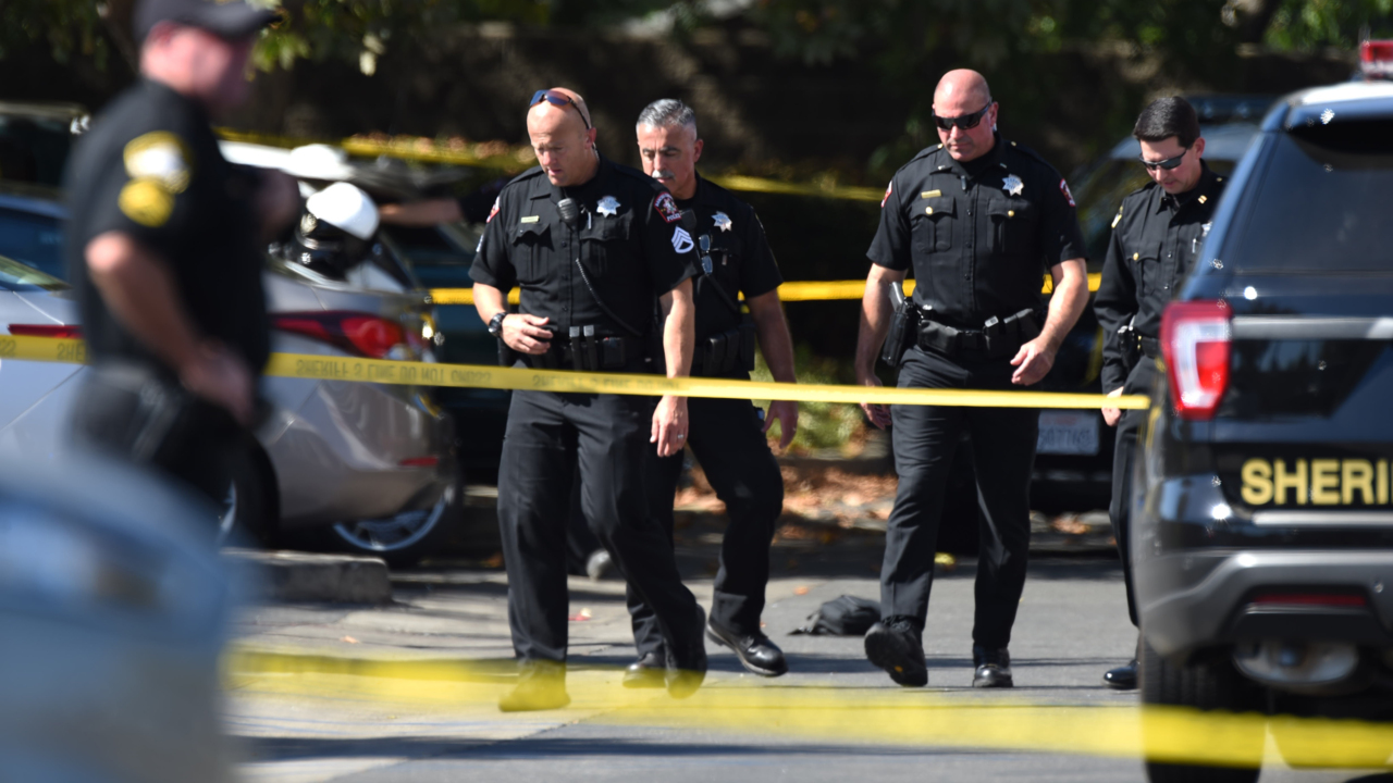 CA police shooting | One killed, 3 injured Rancho Cordova | The
