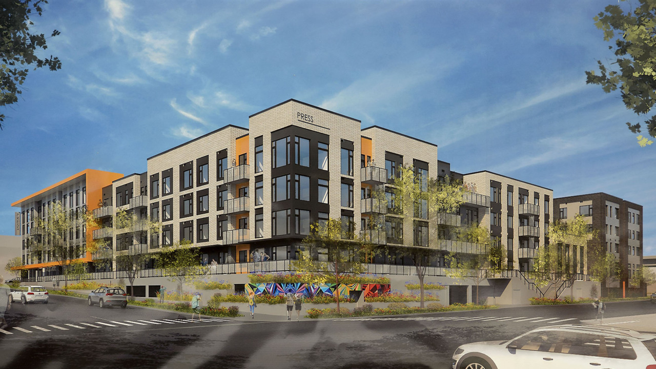 Construction Starts On Big Sacramento Apartment Complex The