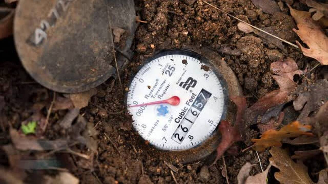 Where's my water meter? Sacramento has installed 100,000 but many