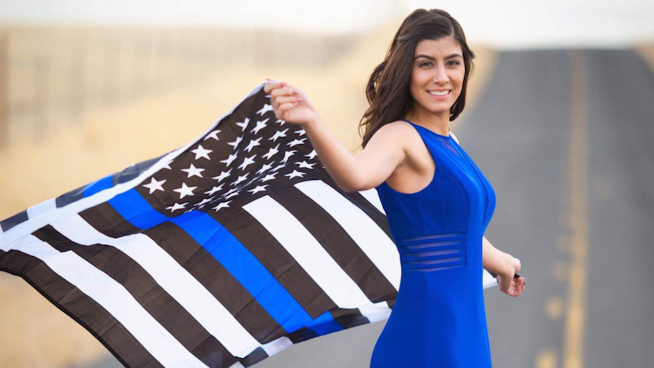 Natalie Corona, killed in Davis CA, was proud police officer | The
