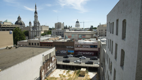 Sacramento's ugliest city block is getting a makeover. Why we can't wait for something bigger.