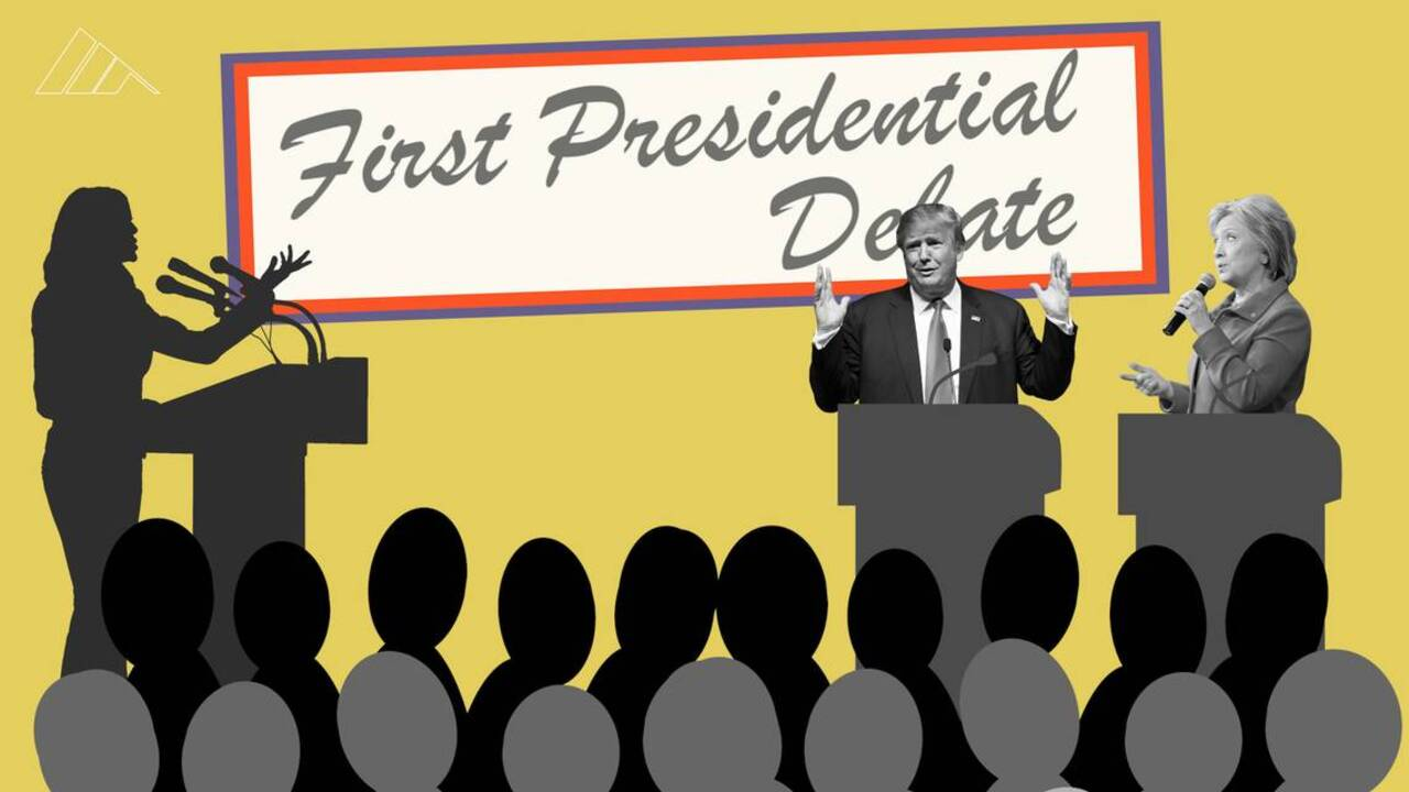 Is it a debate moderator's job to fact-check? | The ...