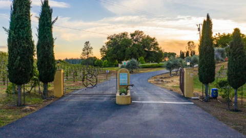 Want to own a winery? Tuscany-like vineyard and high-tech estate, both near Sacramento, hit market