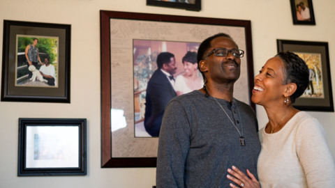 An unsung hero in Sacramento fights for her husband and other Black adults battling dementia