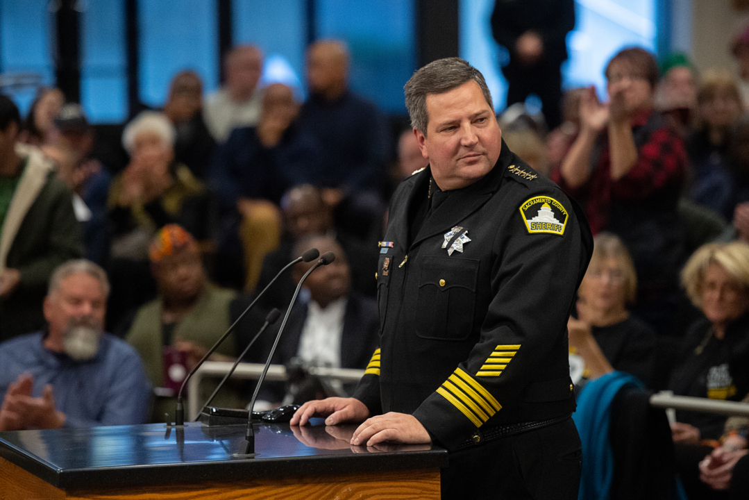 Critics question last-minute recommendation for overseer of Sacramento Sheriff's Office