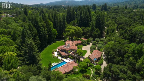 See $23M California villa with 300-year-old roof, other artifacts imported from Italy