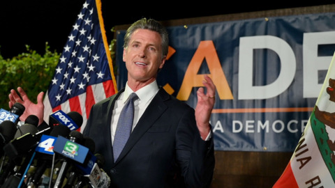 'Science was on the ballot.' Gavin Newsom says recall proved voters back his COVID approach
