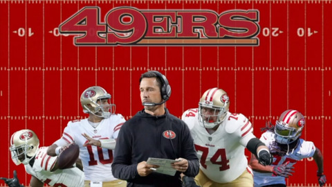 San Francisco 49ers' rookies face battles for playing time as team's workouts begin