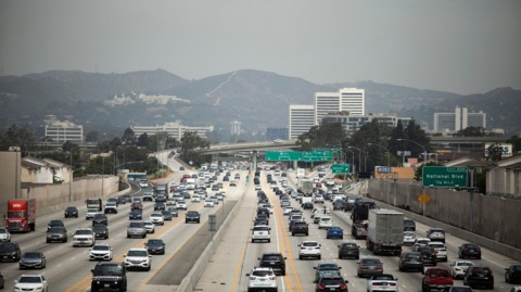California highway projects could lose gas tax funding as Newsom shifts money to mass transit