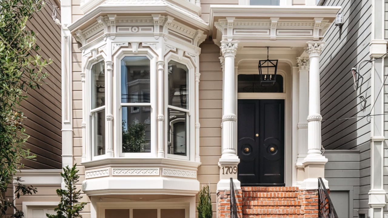 Famous 'Full House' Victorian in San Francisco listed at $5.99 million