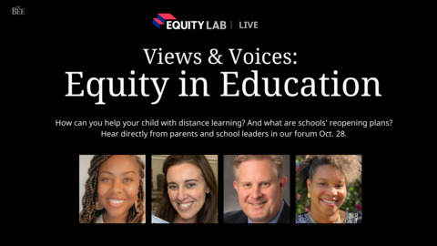 Equity Across Education: School leaders and parents share their perspectives