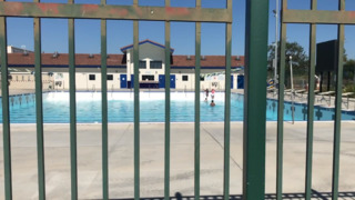 Grant High school pool is closed for the summer
