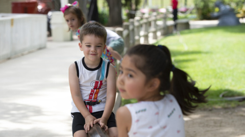 After coronavirus closure, Fairytale Town welcomes kids once again. What that looks like