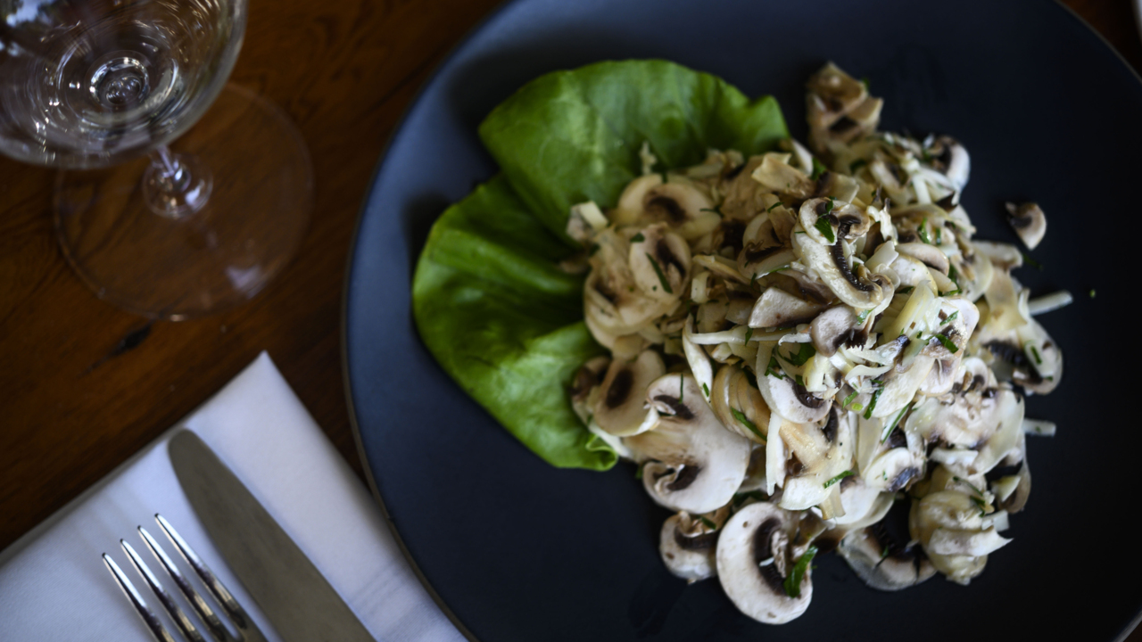 You Gotta Try This: Paragary's mushroom salad remains a classic 36 years later