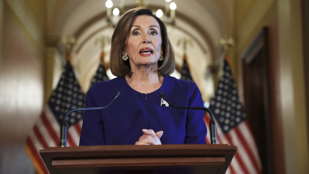 Nancy Pelosi begins Trump impeachment inquiry after more Democrats call for investigation
