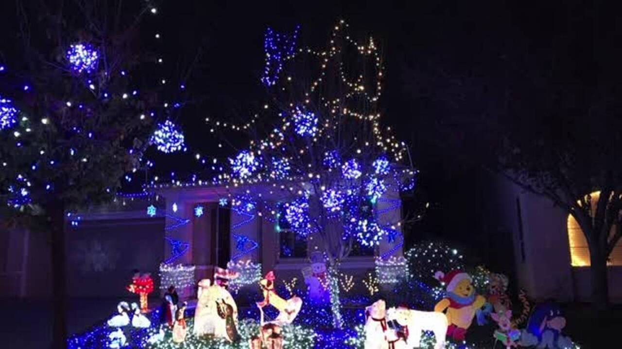 where to find the best christmas light displays in the sacramento area the sacramento bee