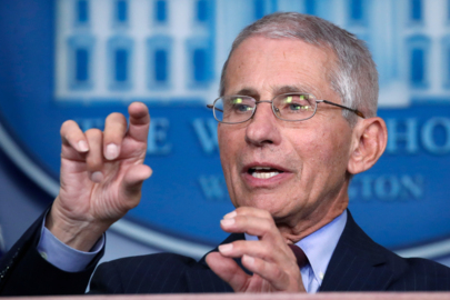 Worried about new coronavirus variant? Listen to Dr. Anthony Fauci explain