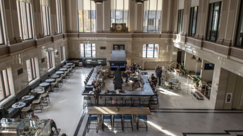 Check out 'The Bank' – Sacramento's new dining and drinking experience