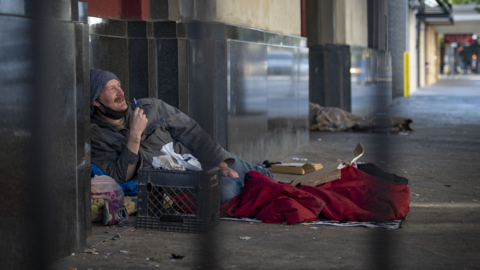 'Losing control.' Why homelessness is more visible than ever in downtown Sacramento