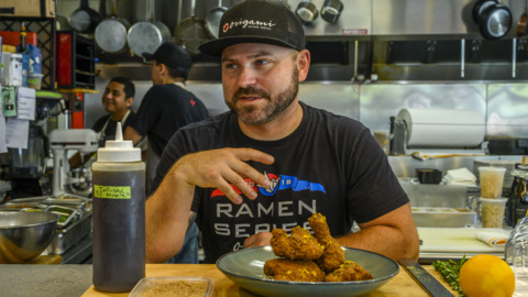 You Gotta Try This: Origami's fried chicken is a welcome addition to East Sacramento