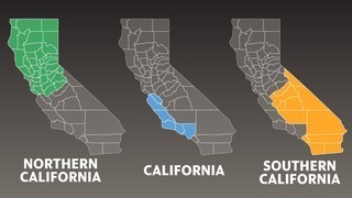 How a new ballot measure would split California three ways