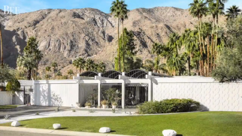 Mid-century CA home of singer Trini Lopez sells for $2 million at auction: See it