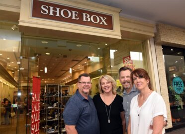 After 33 years in business, Modesto's Shoe Box stores closing in Vintage Faire Mall