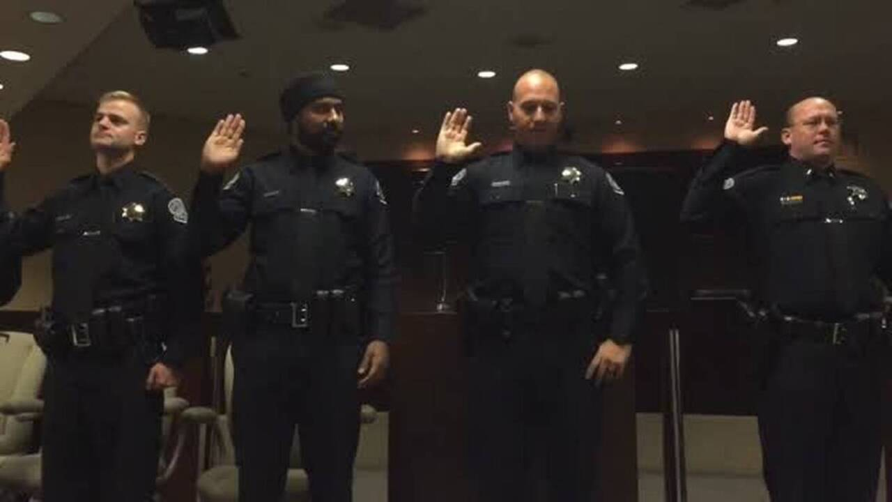 Modesto Police Department hires first Sikh officer | Modesto Bee