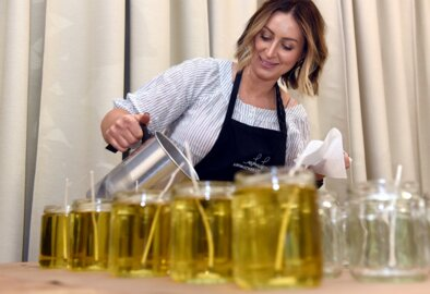 Modesto's artisan aromatherapy shop will leave you smelling like a rose and then some