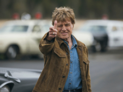 He made notorious headlines in Modesto. Now, robber is being played by Robert Redford.