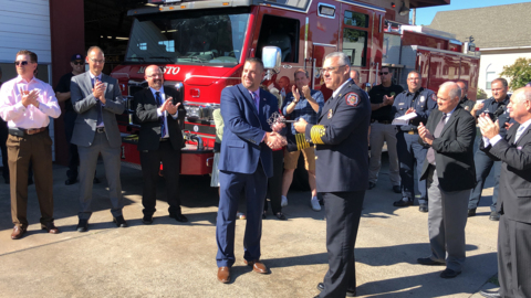 Why new partnership between Modesto fire, Oakdale agencies leave mayors smiling