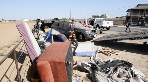 National group urges Turlock to stop homeless camp sweeps. Here's what it recommends