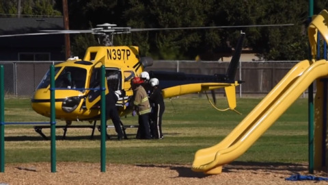 Child, 7, injured by hit-and-run driver near elementary school in Ceres