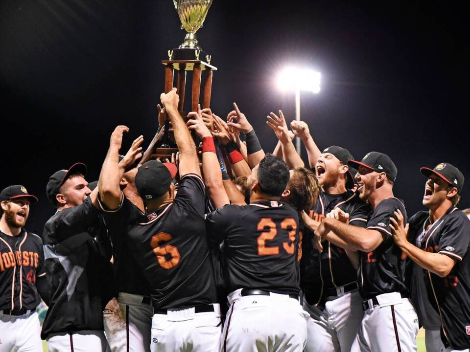 Modesto Nuts sweep way to California League pennant
