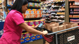 See how online grocery shopping works in Modesto