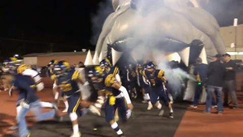 Turlock defense forces six turnovers in dominant win over Del Oro