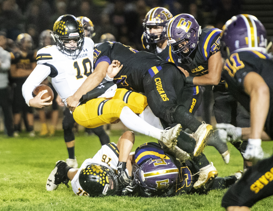 Strong defense leads Escalon to victory over Hughson in Division VI playoffs