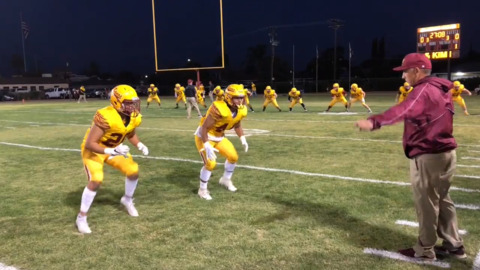 Johansen's 2-point pass play falls short in final seconds of loss to Los Banos