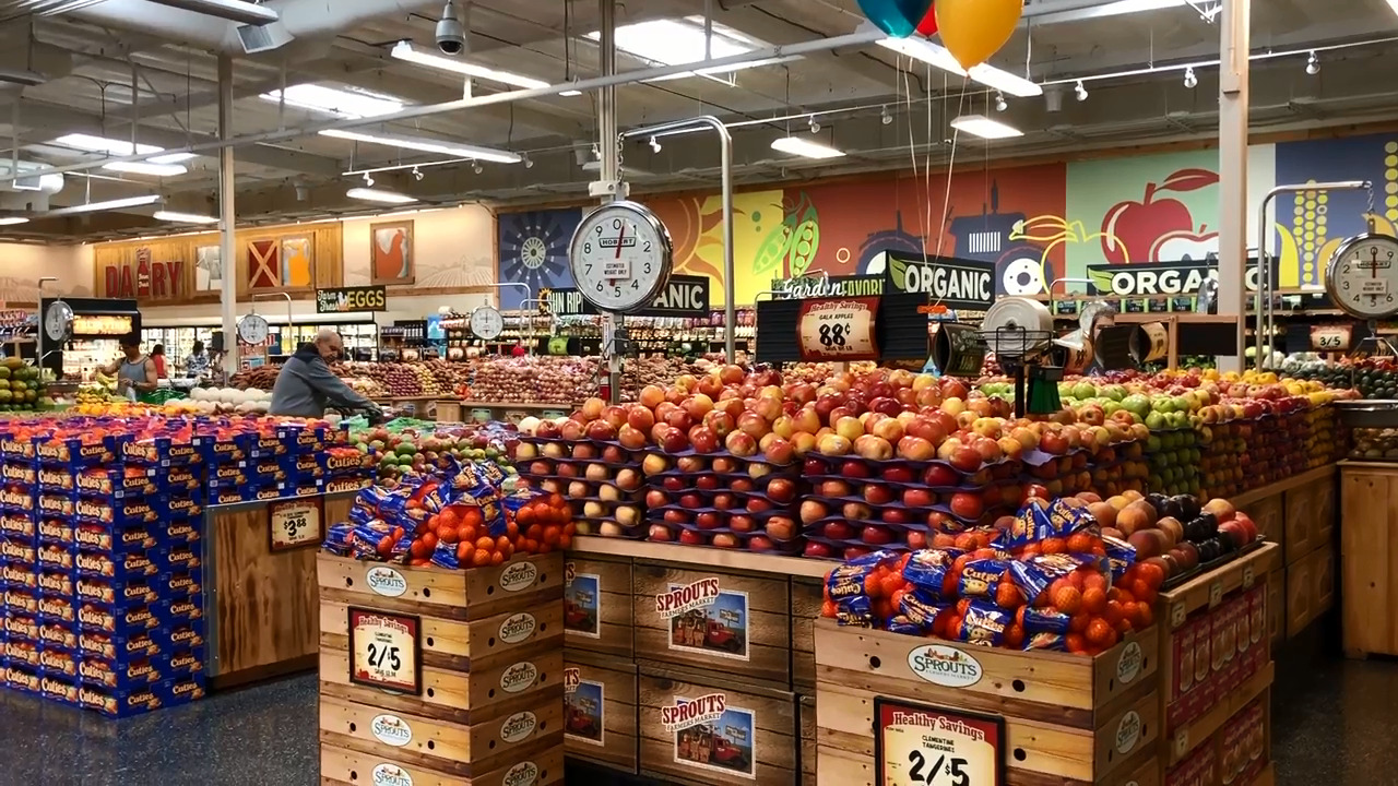 Modesto Sprouts Market first in region to add juice and