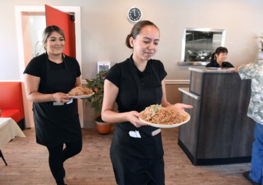 It's back! After two years of rebuilding, Modesto's Lee's Chinese Kitchen reopens