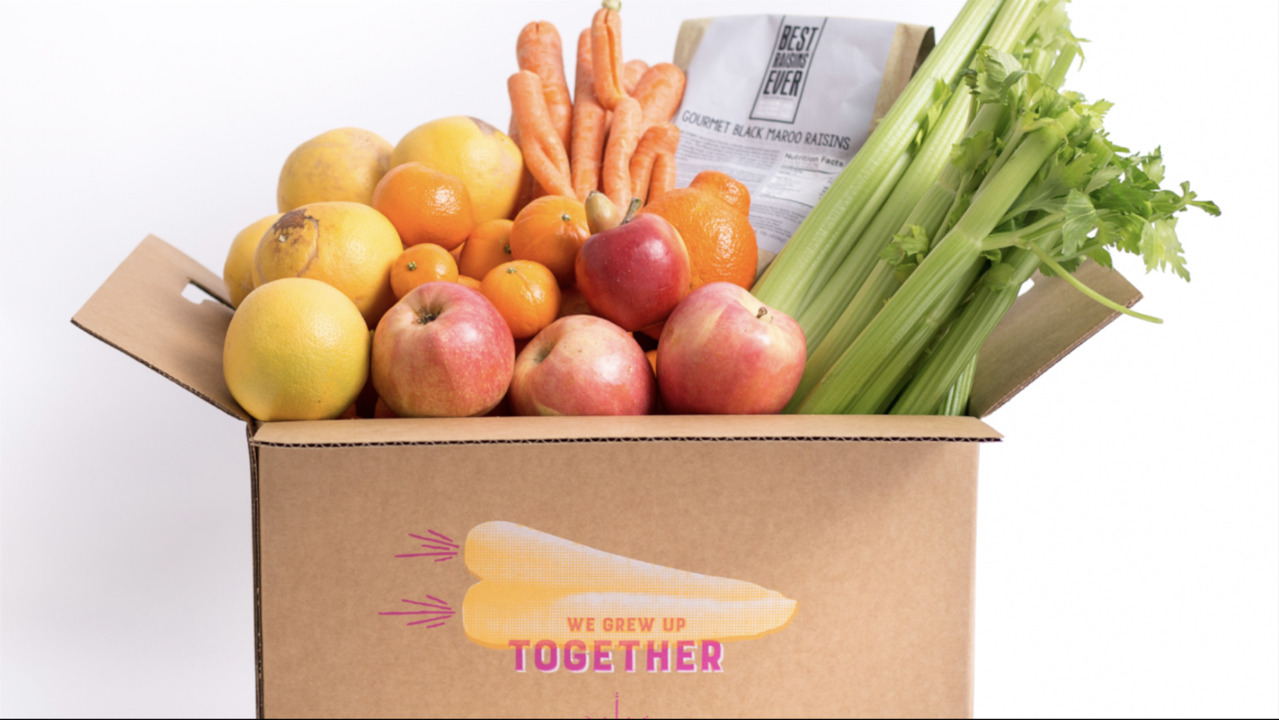 Ugly but tasty: A grocery delivery service launches in Fresno selling imperfect veggies