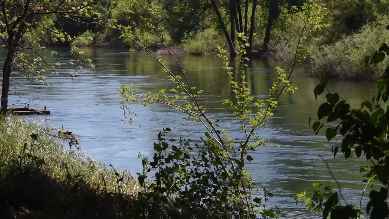 It's that time of year: Snowmelt has Tuolumne River running high